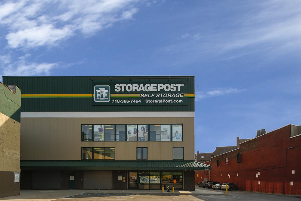 Marvelous Storage Post
