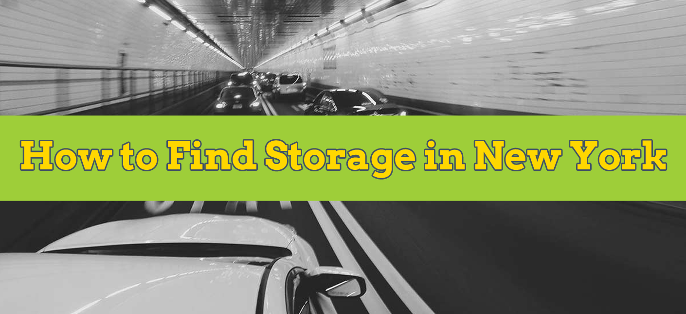 Find Storage in NY