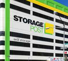 Outside of the Storage Post Grand Avenue store location