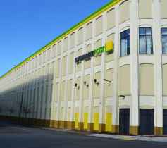 The exterior of the Storage Post Yonkers self-storage facility