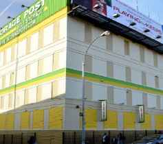 Street view of the Storage Post Park Ave. Bronx store location